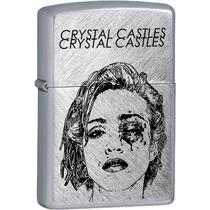 Encendedor Cromado - Crystal Castles Madonna Electro Synth