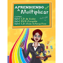 Cd De Las Tablas De Multiplicar Interactivo