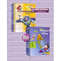 Me Divierto, Practico Y Aprendo Ingles Con Disney 8t+2cd