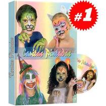 Caritas Pintadas 1 Vol + 1 Dvd. Nuevo Y Original