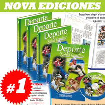 Deporte Y Salud Familiar 4 Vols + 1 Dvd