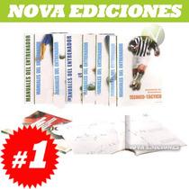 Manuales Del Entrenador De Fútbol 10 Vols + 10 Dvd