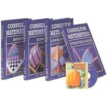Consultor Matemático 4 Vols + 1 Cd