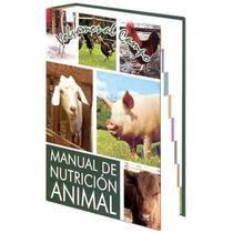 Libro De Nutrición Animal 1 Vo