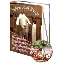 Libro: Explotación Y Reproducción En Caprinos 1vol, 1 Vcd