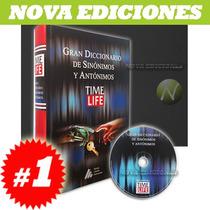 Gran Diccionario De Sinónimos Y Antónimos Time Life 1 Tomo