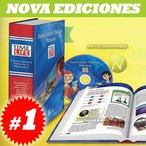 Enciclopedia Primaria Time-life 1 Tomo + Cd Original Y Nueva
