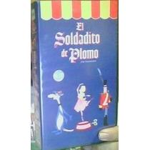 El Soldadito De Plomo.the Tin Soldier.vhs.original.