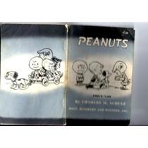 Peanuts,charlie Brown,1968,charles M.schulz.snoopy Raro