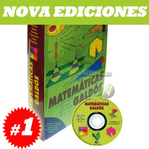 Matemáticas Galdos 1 Vol + Cd Rom