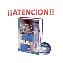 Diccionario De Medicina Océano Mosby ¡¡original!!