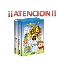 Aprendo Con Jesús 1 Dvd-vídeo, 1 Cd-audio Y 6 Cd-rom