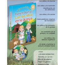 Aprendamos Con Los Niños En La Granja 1 Vol Grupo Latino