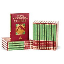 Nueva Enciclopedia Cumbre 15 Vols Cumbre Grolier
