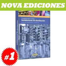 Libro Instalaciones De Distribución 1 Tomo. Nuevo Y Original