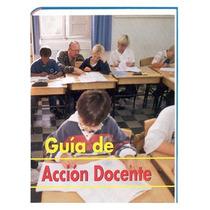 Libro De Accion Docente 1 Vol Cultural