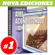Manual De Aire Acondicionado 1 Vol. Nuevo Y Original.