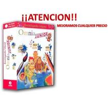 Enciclopedia Infantil Omnia Junior 4 Cds