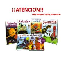 Enciclopedia Interactiva 6 Vol + Lápiz Electrónico