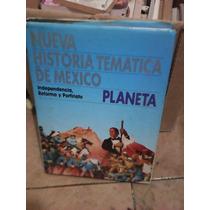 Nueva Historia Temática De Mexico Editorial Planeta