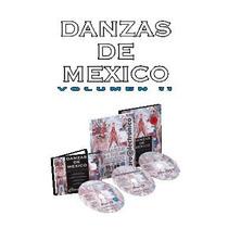 Danzas De Mexico Vol.i , 1 Cd + 1 Dvd + 1 Vol Ed Clase10
