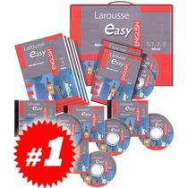 Easy English Método Integral 4 Vols + 4 Cds + 3 Dvds