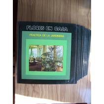 Enciclopedia De Jardinería Flores En Casa Comp.12 Tomos-vbf