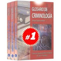 Colección Glosarios Jurídicos Temáticos 5a. Serie 3 Vols