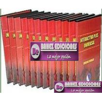Enciclopedia Interactiva Plus Universal 12cd Dimas