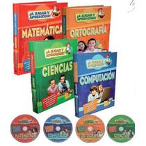 ¡a Jugar Y Aprender! Matemáticas, Ortografía, Computacion...
