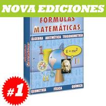Formulas Matemáticas, Álgebra, Aritmetica, Trigronometria