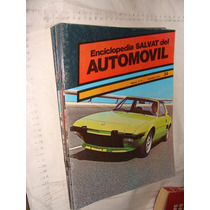 Libro Enciclopedia Salvat Del Automovil , 16 Fasiculos