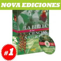 La Biblia De Las Ciencias Naturales 1 Tomo + Cdrom