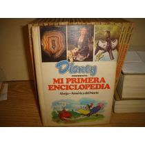 Disney Presenta: Mi Primera Enciclopedia -los 24 Tomos -1982