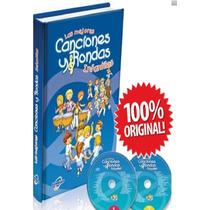 Las Mejores Canciones Y Rondas Infantiles 1 Vol Euromexico