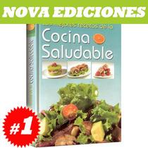 Cocina Saludable 1 Tomo, Totalmente Nuevo Y Original