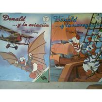 Walt Disney 8 Tomos Donal ...y Diversos Temas