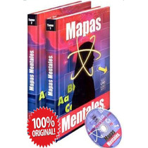 Mapas Mentales 2 Vol + Cd Rom Pc Y Mac Euromexico