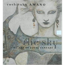 The Sky The Art Of Final Fantasy Slipcased Edition Hardcover