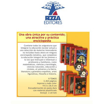 Guía Interactiva Del Estudiante 8 Vols + 2cdroms Rezza