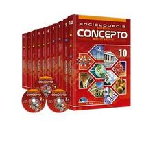 Enciclopedia Nuevo Concepto Educativo 10 Vols Clasa