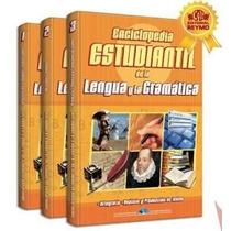 Enciclopedia Estudiantil Lengua Y Gramatica 3 Vol+cd Reymo