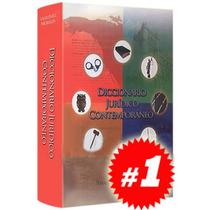 Diccionario Jurídico Contemporáneo 1 Vol