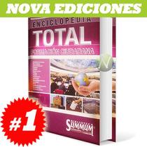 Enciclopedia Total, Formación Ciudadana, 1 Vol + 1 Cd Rom