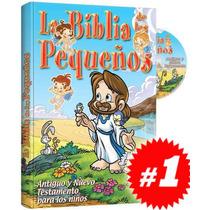 La Biblia De Los Pequeños 1 Vol + 1 Cd