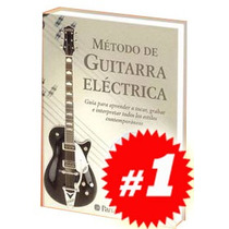 Método De Guitarra Electríca 1 Vol + 1 Cd Audio