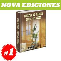 Puertas De Madera - Doors Of Woods, Nueva Y Original