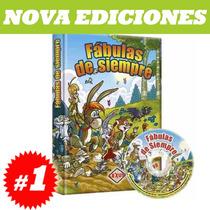 Fábulas De Siempre 1 Tomo + Dvd Nuevo Y Original