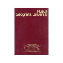 Enciclopedia Nueva Geografía Universal (negociable)