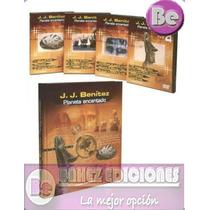 Planeta Encantado J Benitez 1 Vol + 4 Dvd Planeta